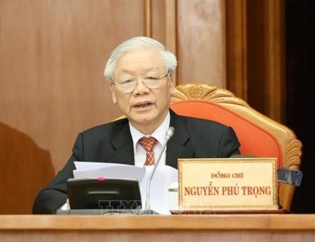 Thư của Tổng Bí thư, Chủ tịch nước Nguyễn Phú Trọng gửi đồng bào và chiến sĩ cả nước nhân Ngày truyền thống phòng, chống thiên tai
