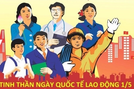 Giai cấp công nhân Việt Nam trong tiến trình cách mạng của dân tộc