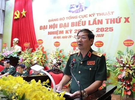 Đổi mới, tạo chuyển biến toàn diện, vững chắc công tác kỹ thuật Quân đội năm 2021