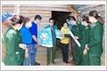 Bộ đội Biên phòng Kon Tum xây dựng thế trận lòng dân theo lời Bác Hồ dạy