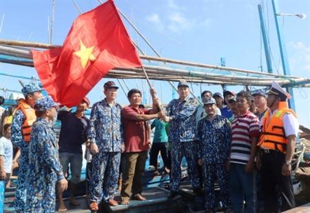 Quân chủng Hải quân nâng cao sức mạnh chiến đấu, bảo vệ vững chắc chủ quyền biển, đảo Tổ quốc