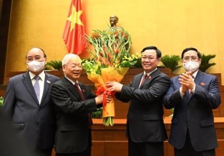 Tổng Bí thư Nguyễn Phú Trọng: Nâng cao hơn nữa chất lượng, hiệu quả hoạt động của Quốc hội trong giai đoạn mới
