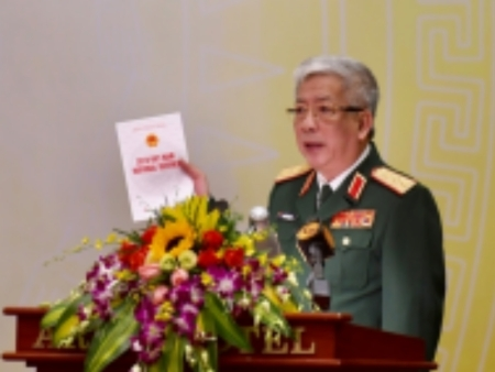 Viet Nam National Defence White Paper clearly expresses the nature of peace and self-defence