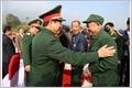 Khai mạc Chương trình Hành quân về nguồn và Ngày hội văn hoá quân dân