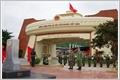 广治省边防部队推动边防对外工作