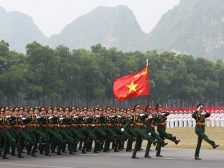 弘扬八月革命及1945年9月2日国庆节的历史价值和伟大作用 努力建设一支与任务要求相适应的人民军队