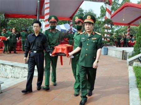 Quân đội nỗ lực đẩy nhanh giải quyết các tồn đọng chính sách đối với người có công với cách mạng