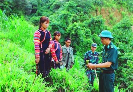 Quân đội nâng cao hiệu quả thực hiện quy chế công tác dân vận của hệ thống chính trị trong tình hình mới