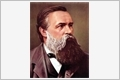 Friedrich Engels opposed wrong views to protect and develop Marxism
