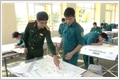 Nam Dinh province improves the quality of commune-level military cadres