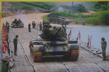 Tank-Armoured Brigade 202 raises the quality of training and combat readiness
