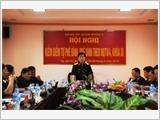 Kiểm điểm, tự phê bình và phê bình theo Nghị quyết Trung ương 4 (khóa XI) ở Đảng bộ Binh đoàn Cửu Long