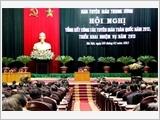 Tổng kết công tác tuyên giáo toàn quốc năm 2012, triển khai nhiệm vụ năm 2013
