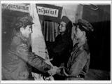 Đoàn kết chiến đấu giữa quân, dân tỉnh Quảng Trị với tỉnh Sa-va-na-khét và Sa-la-van (Lào) – biểu tượng của tình hữu nghị Việt - Lào