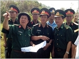 Bộ Quốc phòng kiểm tra công tác chuẩn bị vị trí an táng Đại tướng