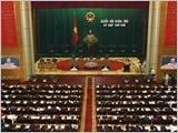 Khai mạc trọng thể Kỳ họp thứ sáu, Quốc hội khóa XIII