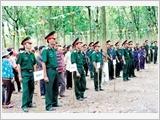 Binh đoàn 16 đẩy mạnh phát triển sản xuất và thực hiện nhiệm vụ quân sự, quốc phòng