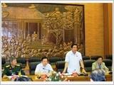 Phối hợp chặt chẽ các hoạt động hướng tới kỷ niệm 70 năm ngày thành lập Quân đội nhân dân Việt Nam