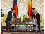 Tổng thống Mông Cổ kết thúc tốt đẹp chuyến thăm cấp Nhà nước tới Việt Nam
