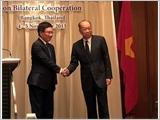 Kỳ họp đầu tiên Ủy ban Hỗn hợp về Hợp tác Việt Nam – Thái Lan