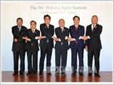 Thủ tướng Nguyễn Tấn Dũng tham dự hội nghị Cấp cao ASEAN - Nhật Bản, cấp cao Mê Công - Nhật Bản