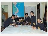 Xây dựng Bộ Tham mưu Hải quân vững mạnh đáp ứng yêu cầu nhiệm vụ mới