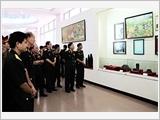 """Nghị quyết Trung ương 5 (khóa VIII) với phong trào """"Đẹp người, đẹp doanh trại, đẹp tình quân - dân"""" ở Lữ đoàn Pháo binh 675"""