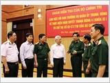 Đảng bộ cơ quan Tổng cục Chính trị gắn thực hiện Nghị quyết Trung ương 4 (khóa XI) với đẩy mạnh học tập và làm theo tấm gương đạo đức Hồ Chí Minh