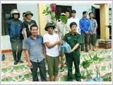 Đoàn Kinh tế - Quốc phòng 327 vững vàng trên tuyến biên giới Đông bắc Tổ quốc