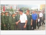 Đảng bộ Quân sự huyện Mai Sơn qua một năm thực hiện Nghị quyết Trung ương 4 (khóa XI)