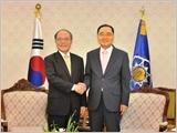 Làm sâu sắc hơn quan hệ chiến lược Việt Nam – Hàn Quốc