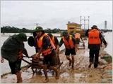 Đẩy mạnh công tác phòng, chống thiên tai, tìm kiếm cứu nạn trong Quân đội