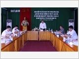 Đoàn kiểm tra của Ban Bí thư Trung ương Đảng làm việc với Ban Thường vụ Tỉnh ủy Lạng Sơn về thực hiện Nghị quyết Trung ương 4 (khóa XI) và Chỉ thị 03 của Bộ Chính trị