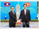Biên giới Việt Nam – Lào, biên giới hòa bình, hữu nghị