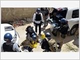 Bước đầu đạt được thỏa thuận về dự thảo nghị quyết loại bỏ vũ khí hóa học tại Syria