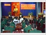 Tăng cường sự lãnh đạo của các cấp ủy Đảng trong Quân đội đối với công tác dân vận
