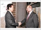 Thủ tướng Nguyễn Tấn Dũng bắt đầu thăm chính thức Cộng hòa Liên bang Ðức, kết thúc tốt đẹp chuyến thăm Bỉ và EU