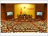 Khai mạc trọng thể Kỳ họp lần thứ Tám, Quốc hội khóa XIII