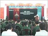 Huyện Yên Thế coi trọng nâng cao chất lượng diễn tập khu vực phòng thủ