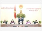 Khai mạc Phiên họp thứ 32 của Ủy ban Thường vụ Quốc hội