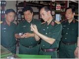 Lực lượng vũ trang Quân khu 1 thực hiện tốt Cuộc vận động 50*