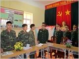 Ghi sâu lời Bác Hồ dạy, Trung đoàn 692 chăm lo xây dựng đơn vị vững mạnh toàn diện