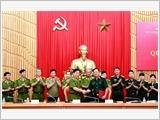 Tăng cường đoàn kết, phối hợp chặt chẽ giữa Quân đội nhân dân và Công an nhân dân trong sự nghiệp xây dựng và bảo vệ Tổ quốc