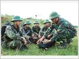"""Sư đoàn 395 """"đoàn kết, luyện giỏi"""", hoàn thành tốt nhiệm vụ được giao"""
