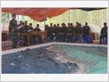 Kinh nghiệm nâng cao chất lượng huấn luyện, sẵn sàng chiến đấu ở Lữ đoàn 242