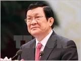 Chủ tịch nước thăm cấp Nhà nước Vương quốc Cam-pu-chia