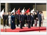 Chủ tịch nước Trương Tấn Sang hội kiến Nhà vua Nhật Bản