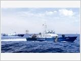 Cảnh sát biển Việt Nam cử 02 tàu tìm kiếm, cứu nạn máy bay Malaysia bị mất tích