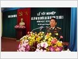 Trường Sĩ quan Chính trị tiếp tục đổi mới giáo dục - đào tạo theo tinh thần Nghị quyết Trung ương 8 (khóa XI)