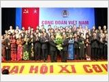 Xây dựng Công đoàn Việt Nam vững mạnh đáp ứng yêu cầu sự nghiệp xây dựng và bảo vệ Tổ quốc